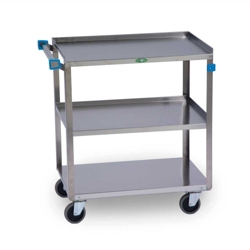 """Lakeside 27""""x18"""" Utility Cart Supports 500 lbs, 31797"""
