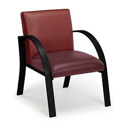 Symphony Vinyl Guest Chair, 55646