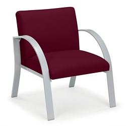 Symphony Oversize Fabric Guest Chair, 55647