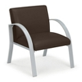 Symphony Oversize Antimicrobial Vinyl Guest Chair, 55648