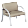 Symphony Bariatric Antimicrobial Vinyl Guest Chair, 55652