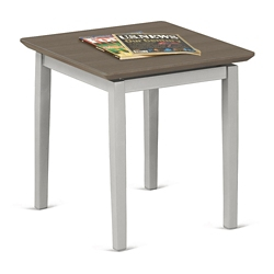 "Mason Street End Table - 20""W x 20""D, 75827"