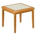 """Hampton End Table - 20""""W x 20""""D, 76632"""