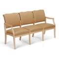 Spencer Three Seater Fabric Sofa, 76685