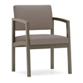 Designer Fabric Guest Chair with Steel Frame, 76894