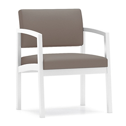Oversized Fabric Guest Chair with Steel Frame, 76897