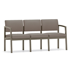 Three Seat Sofa with Steel Frames, 76907