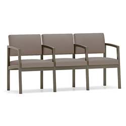 3 Seat Sofa-with Arms Designer and Steel Frame, 76910