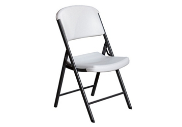 Contoured Folding Chair, 51668