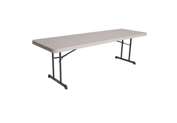 "Heavy Duty Folding Table - 30"" x 96"", 46812"