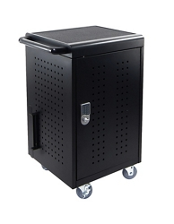 Charging Cart with Keypad - 30 Tablet Capacity, 60999