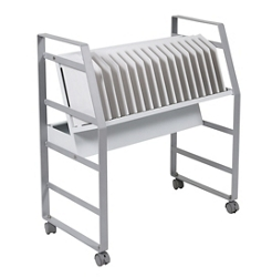 16 Unit Open Charging Cart, 60092