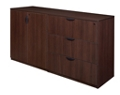 Standing Height Three Drawer Lateral File and Storage Cabinet Unit, 30839