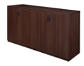 Standing Height Double Storage Cabinet Set, 30840
