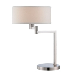 Steel Swing Arm Desk Lamp  , 87268