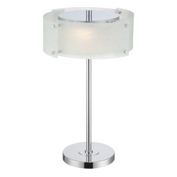 Glass Shade Table Lamp , 87289