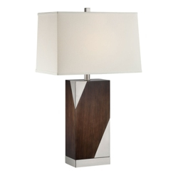 Rectangular Table Lamp, 87290