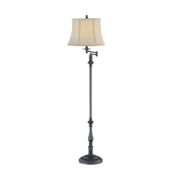 Swing Arm Floor Lamp, 91140