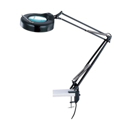Three Diopter Magnifier Desk Lamp, 91155