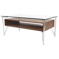 Floating Glass Top Coffee Table, 46205