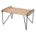 Wood Top Coffee Table, 46206