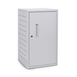 """Locking 16-Tablet Storage Cabinet - 27.5""""H, 61018"""