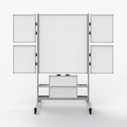 "Collaboration Whiteboard Workstation - 82.25""W , 16504"