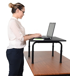 "Standing Height Desktop Converter - 24""W, 88001"