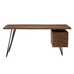 "Hairpin Leg Desk - 64""W x 24""D, 10124"