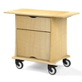"Maternity Delivery Cart - 24""W, 26577"