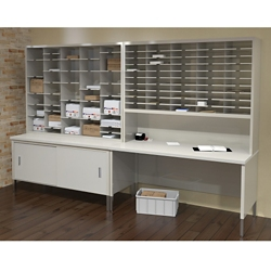 Mail Sorter Wall, 36685