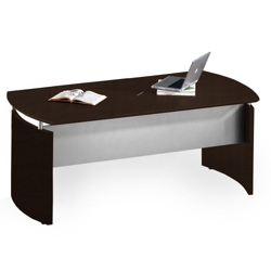 "Contemporary Computer Desk - 63""W x 36""D, 13779"