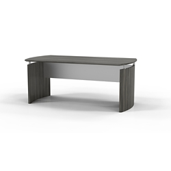 "Contemporary Executive Desk - 72""W x 36""D, 13780"