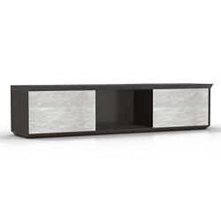 "Wall Hutch with Acrylic Doors - 72""W, 14114"
