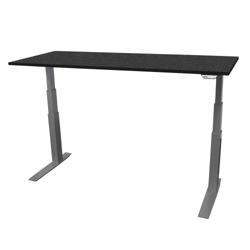 "Electric Adjustable Height Table - 48""W x 24""D, 41700"