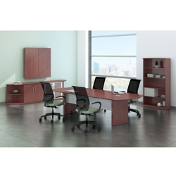 Complete Contemporary Conference Room Set, 41757