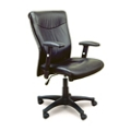 Leather Conference Chair, 52405