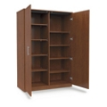 "Divided Mobile Storage Cabinet - 48""W x 24""D, 36280"