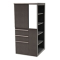"Right Bookcase Storage Tower - 52"" H, 36420"