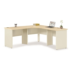 "Corner Workstation - 72""W, 21401"