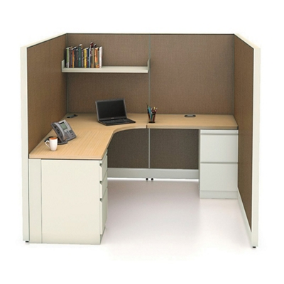 Shop All Office Partitions · All Cubicles