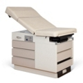 Five Drawer Exam Table with Stirrups and Pelvic Tilt , 25856