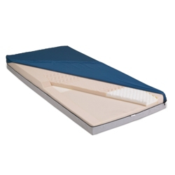"Foam Mattress with Vinyl Cover - 80""W x 36""D x 6""H, 25869"
