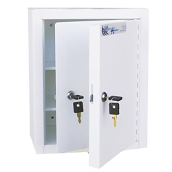 "Wall-Mounted Narcotics Cabinet - 12""W, 36984"
