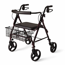 Bariatric Heavy Duty Rollator, 82176