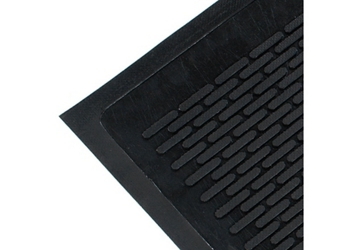 "Molded Tread Scraper Mat - 36"" x 120"", 54291"