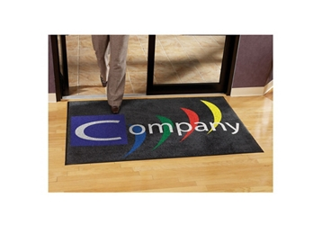 "Indoor Custom Logo Mat - 48"" x 72"", 54309"