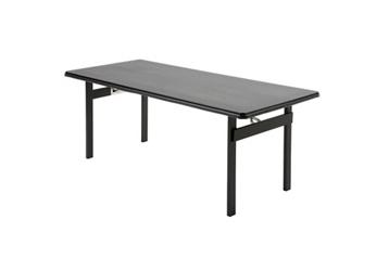 "96"" x 30"" Aluminum Folding Table, 46798"