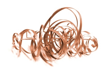 Spirals Wall Décor , 92246
