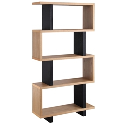 "Four Shelf Bookcase - 35""W x 66""H, 32833"